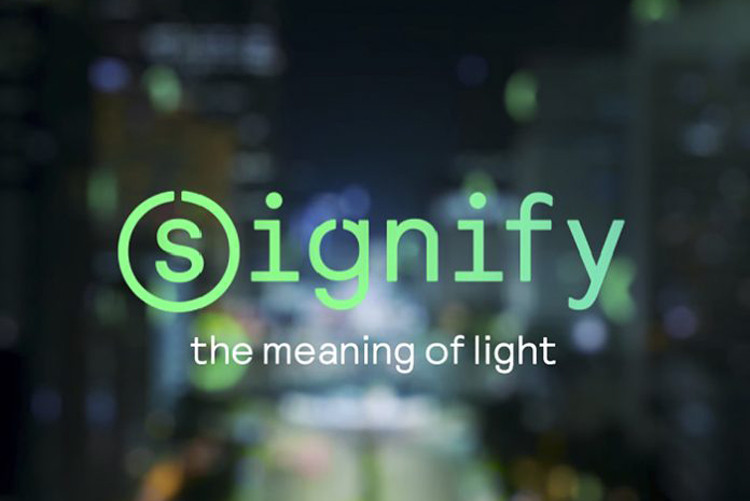 Signify launches new lighting technology