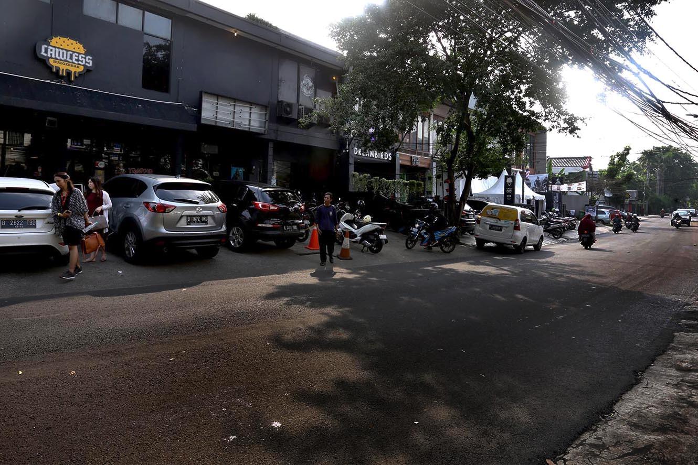 Jakpost guide to Jl. Kemang Selatan VIII