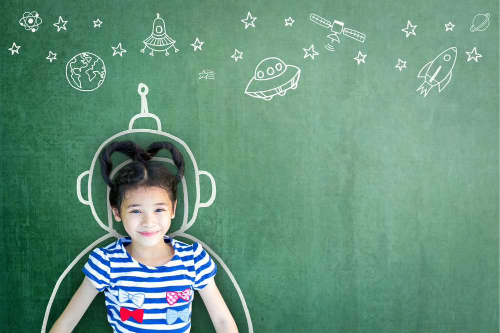 Dear parents: Good reasons to let your kids' imagination run free