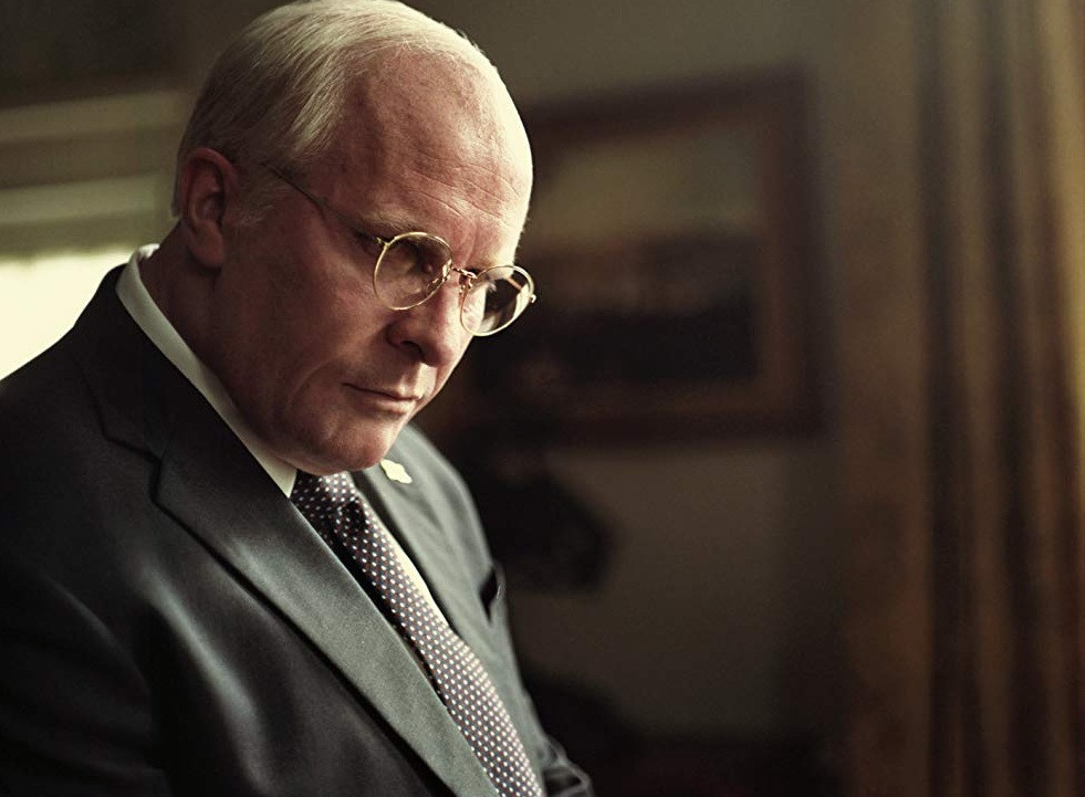 Cheney biopic 'Vice' leads Golden Globe noms with six