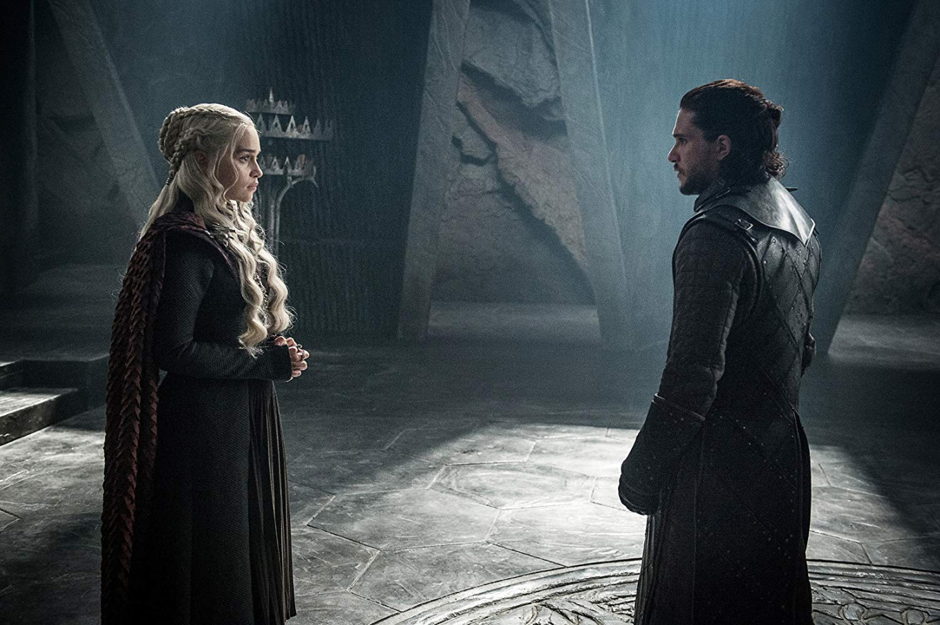HBO unleashes first look 'Game of Thrones' Season 8