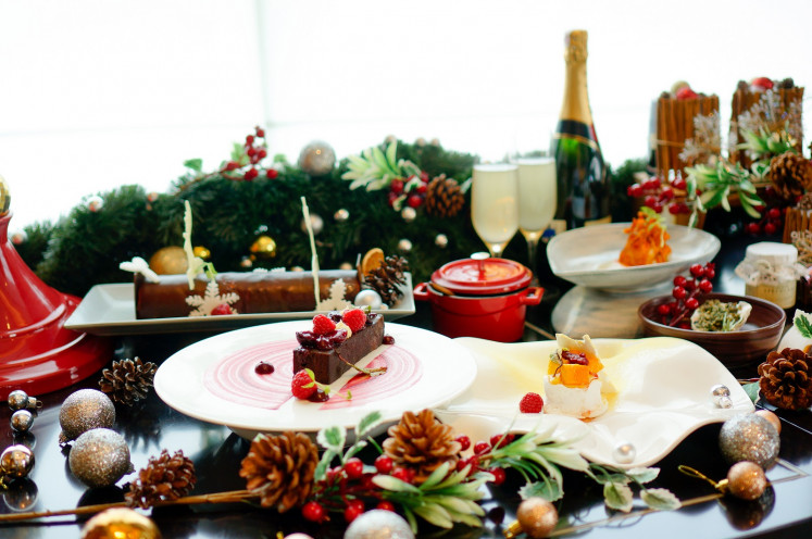Festive Christmas dining at Pasola, The Ritz-Carlton Jakarta Pacific Place
