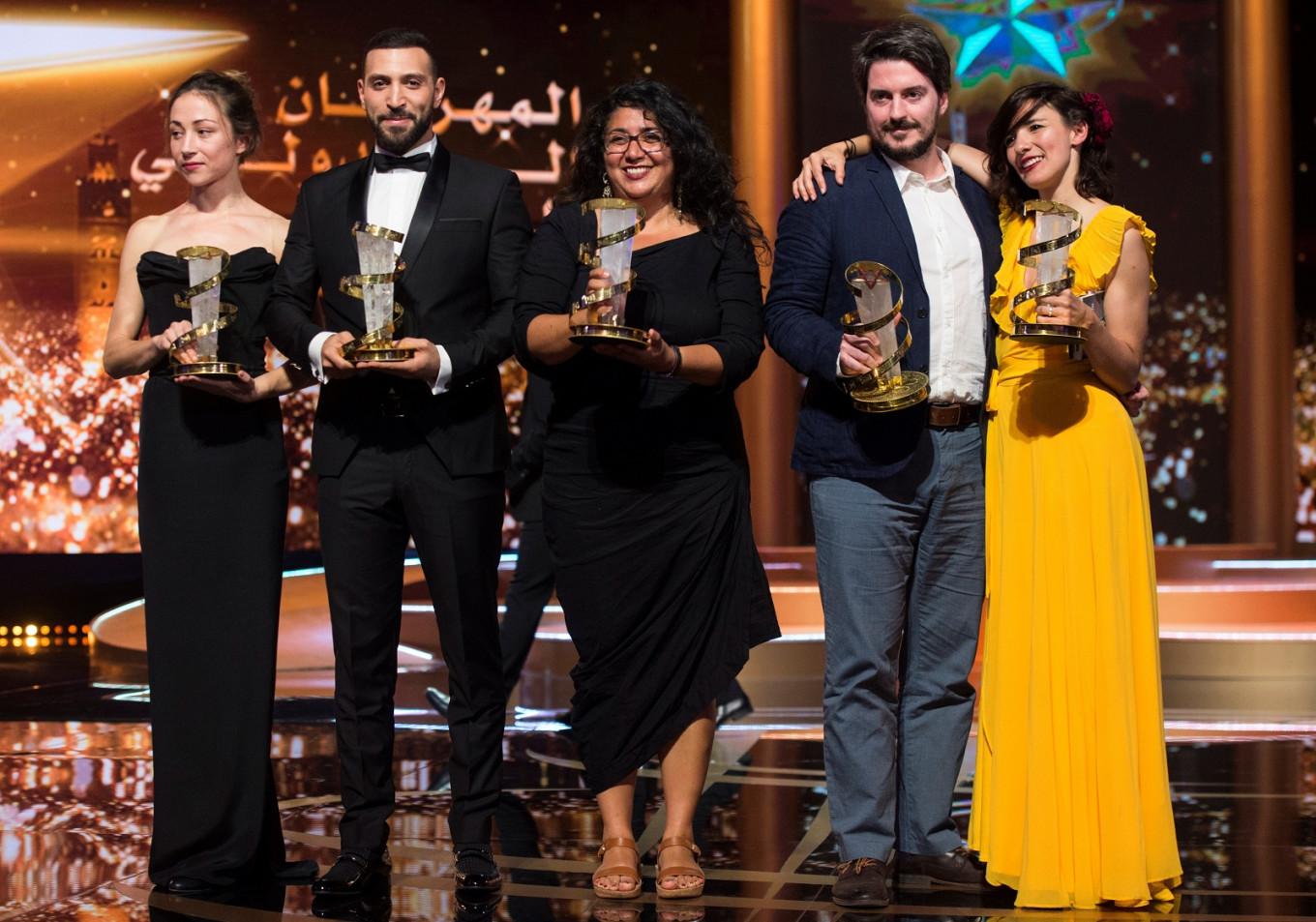 'Joy' snags Etoile d'Or at Morocco's Marrakesh film festival