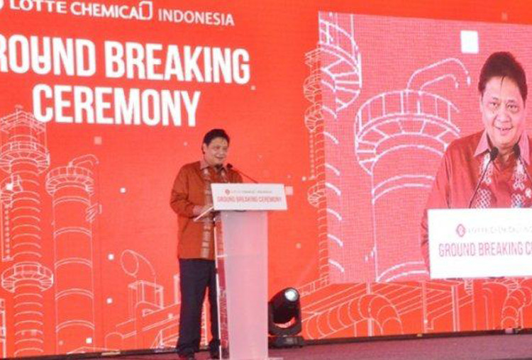 Lotte Chemical Indonesia begins construction of plant in Cilegon