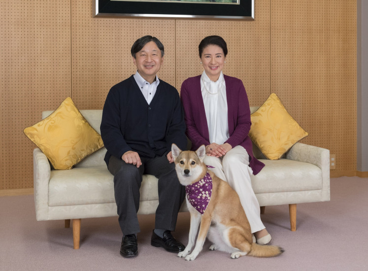 Japan's empress-in-waiting 'insecure' but vows to serve
