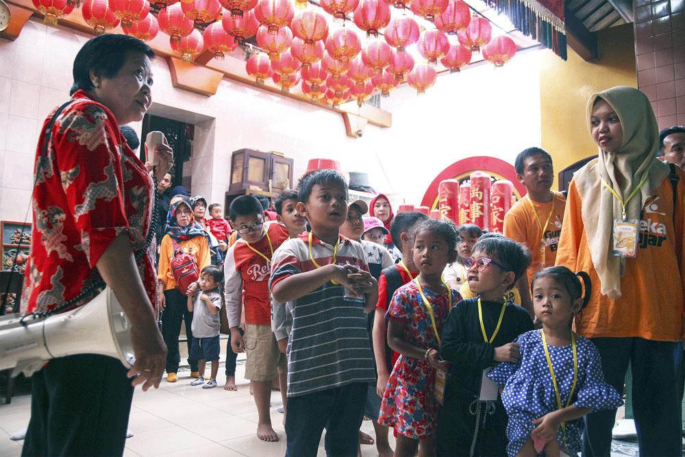 Central Java to launch tolerance education pilot projectin Solo Raya's schools
