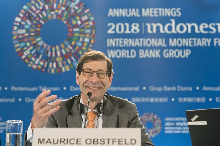 Top IMF economist predicts 'sharper' US slowdown in 2020