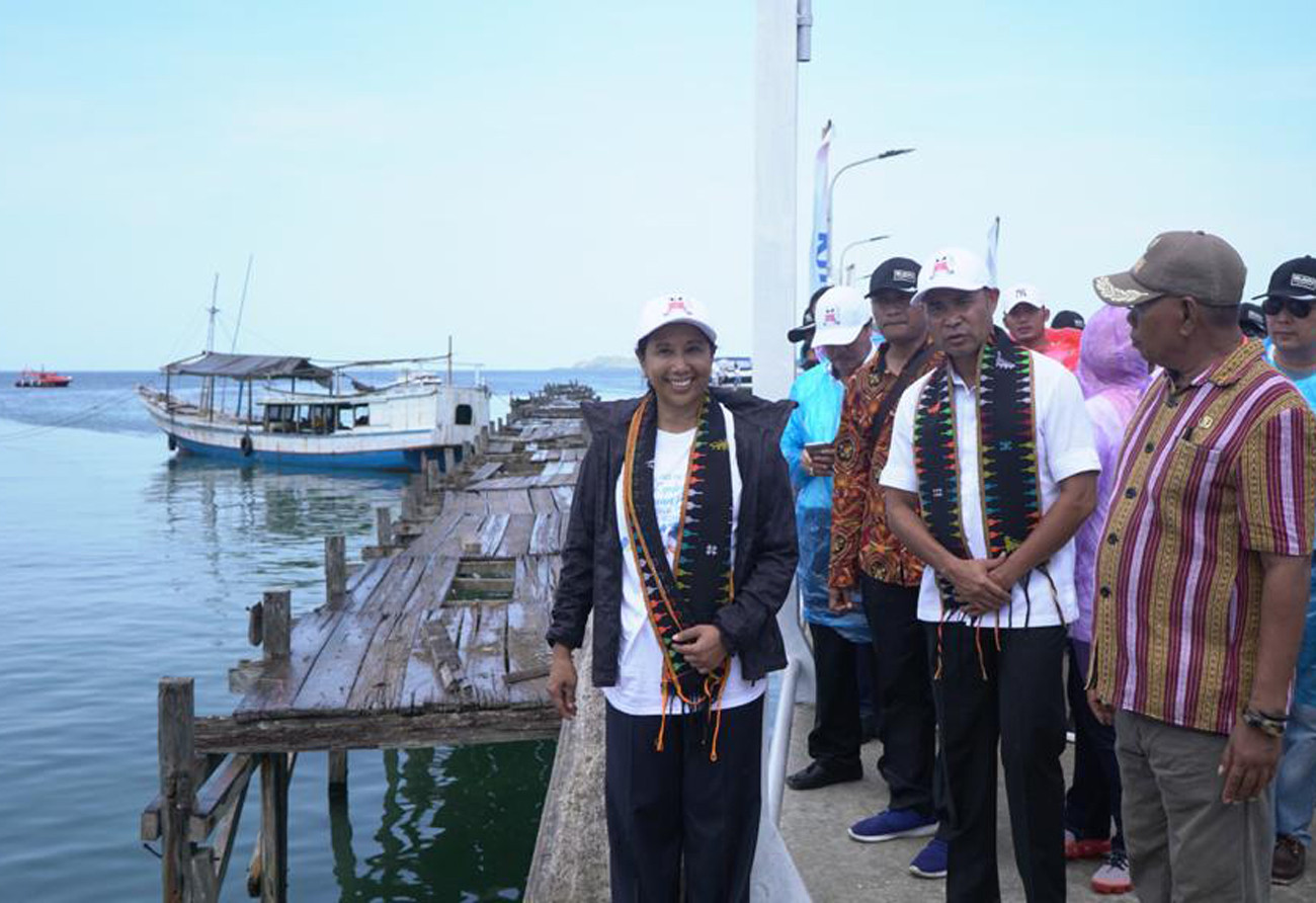 New ferry service connects Komodo National Park to Labuan Bajo
