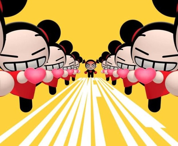 Korea Born Character Pucca Reimagined As 3d Animation