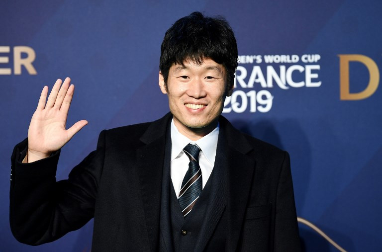 Former Man Utd star Park offers to quit South Korea youth role