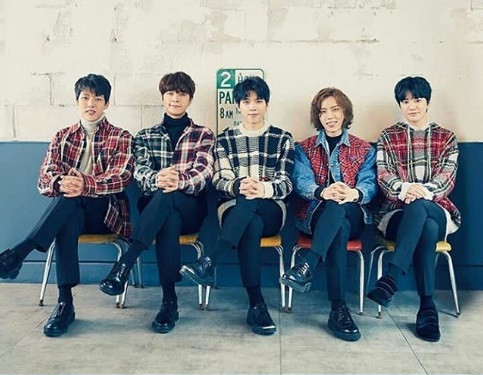 Infinite unveils poster for year-end fan meeting event