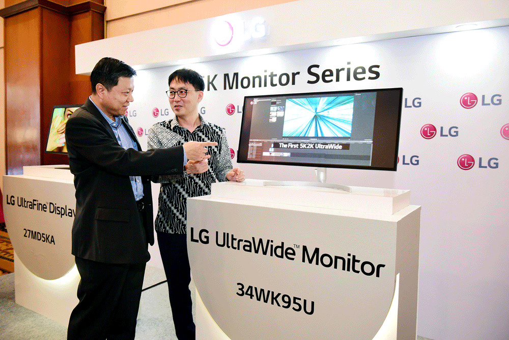 Sharp, LG to relocate factories to Indonesia