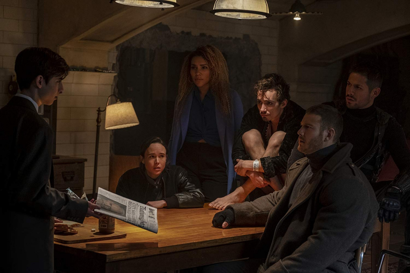 Netflix drops 'The Umbrella Academy' teaser trailer