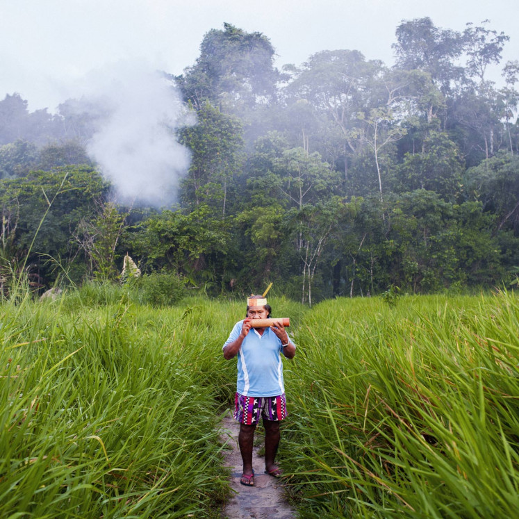 Myths of justice in the Amazon Forest