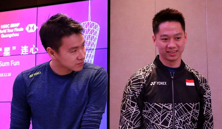 Marcus, Kevin to defend BWF World Tour Finals title