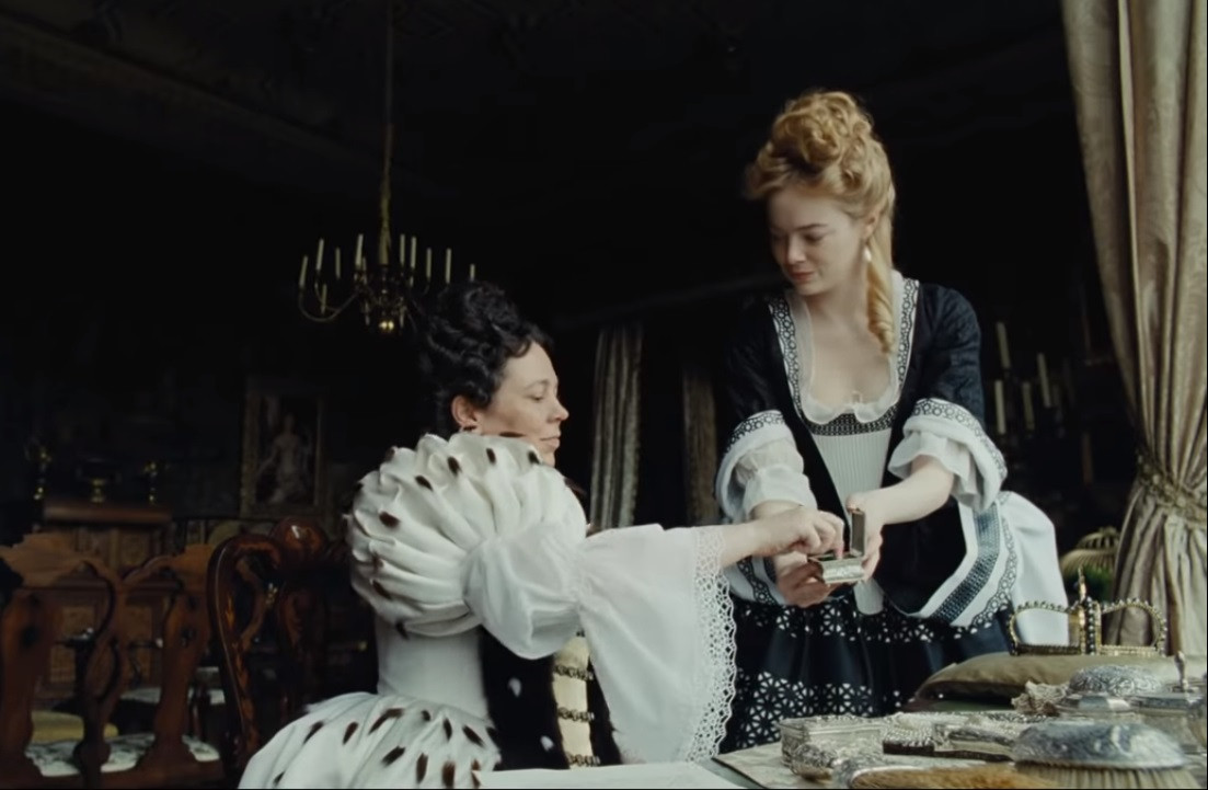 Costume drama 'The Favourite' leads BAFTA awards nominations