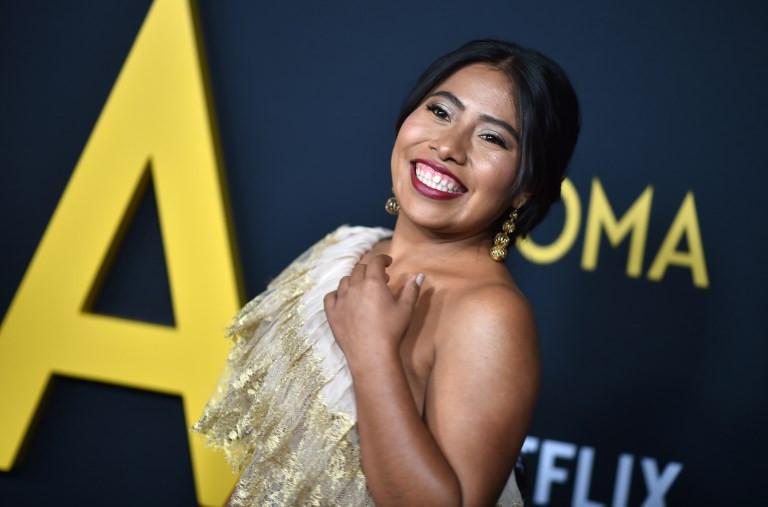 Yalitza Aparicio: An indigenous Mexican woman captivates Hollywood
