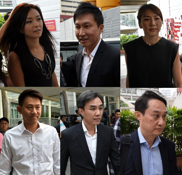 Singaporean in megachurch fraud guilty of trying to flee