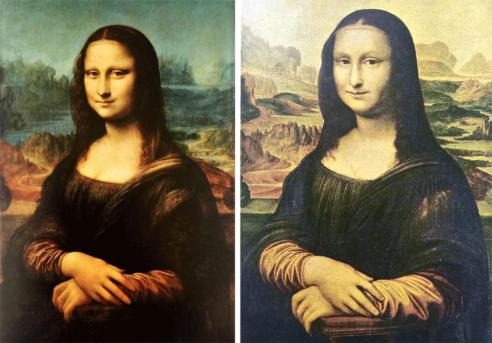 The art of reproducing paintings