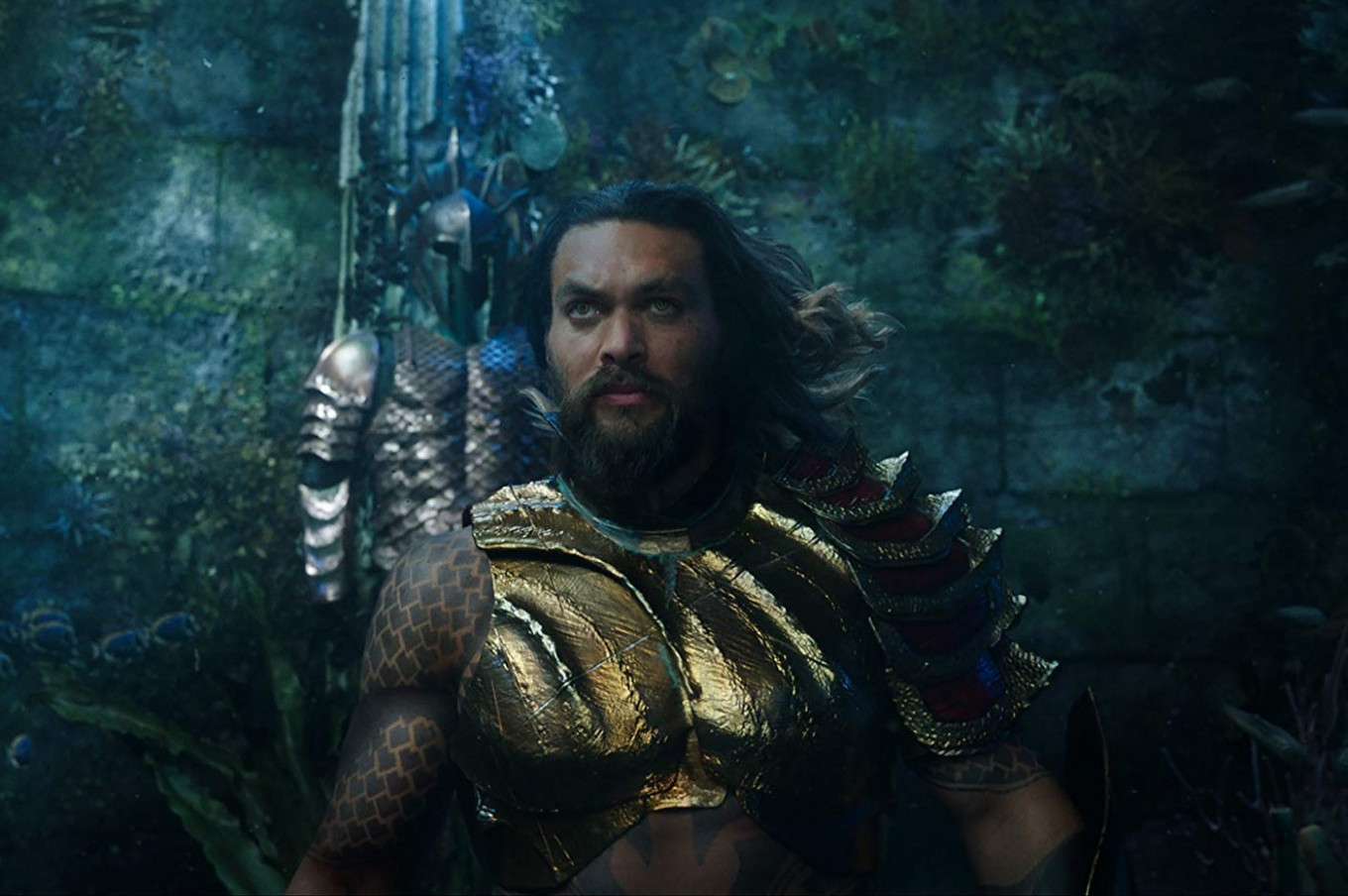 'Aquaman' spinoff 'The Trench' could explore undersea horror