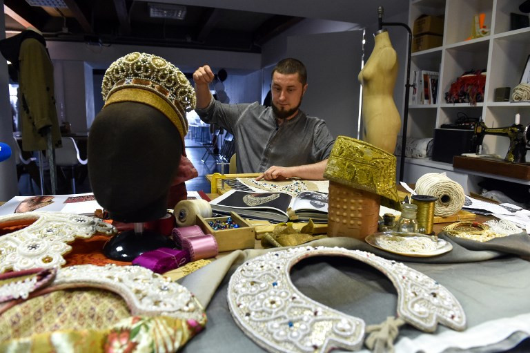 Young Russian Fashion Designers Take Inspiration From History Lifestyle The Jakarta Post