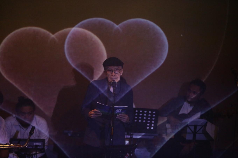 'Hey Djon' highlights S. Sudjojono's poems