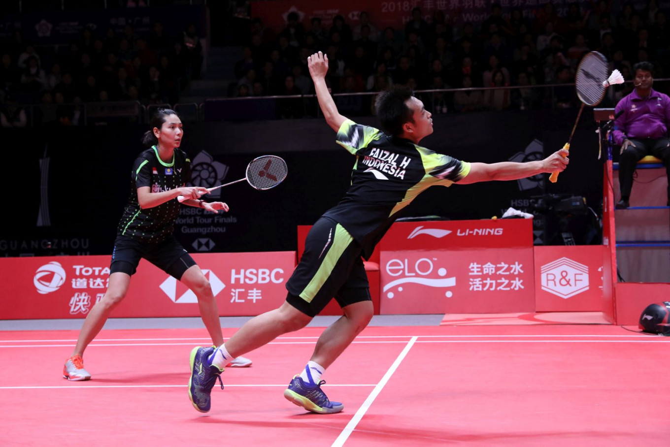 Indonesian shuttlers fail to advance in BWF World Tour
