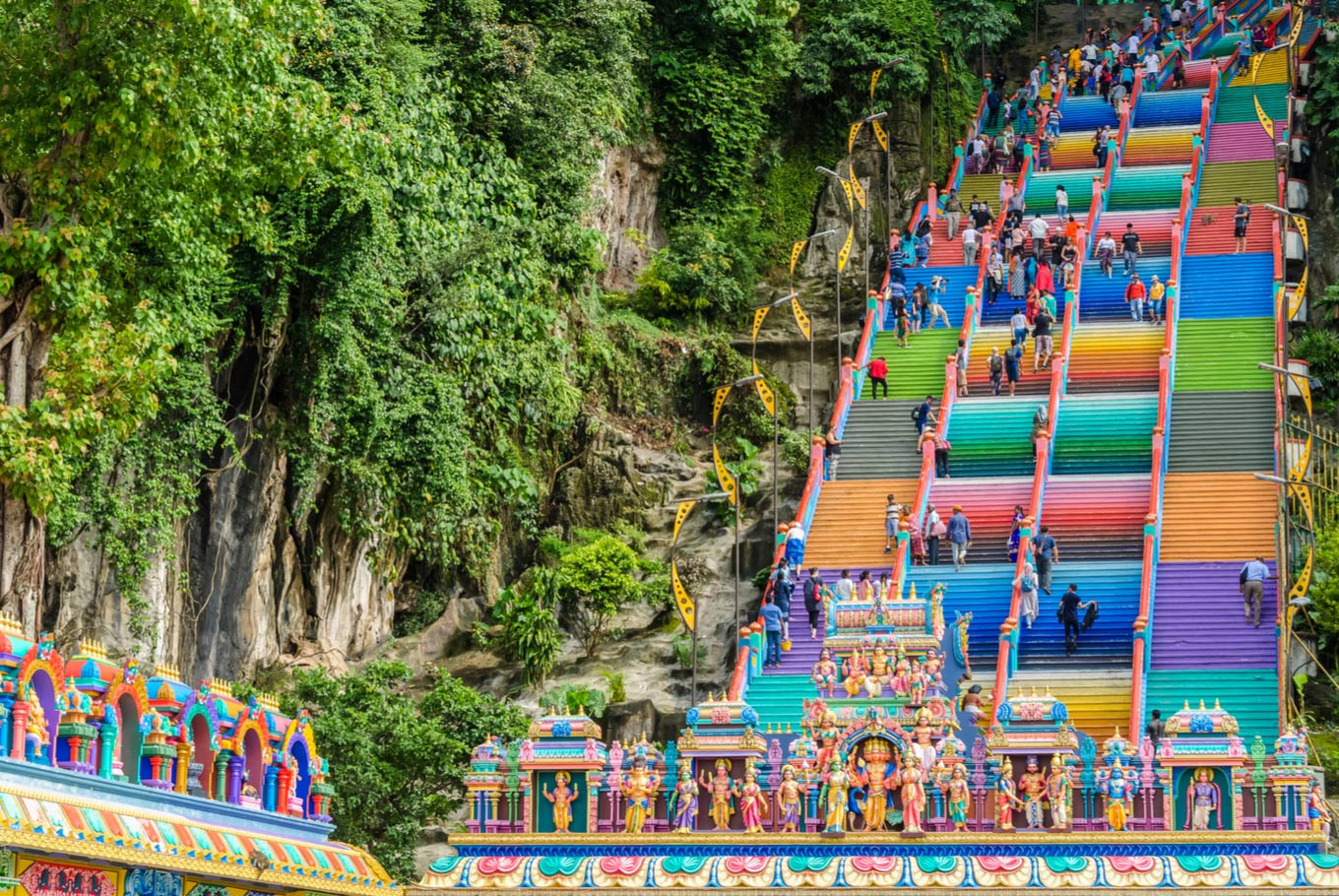 Five affordable, exciting outdoor activities in Kuala Lumpur