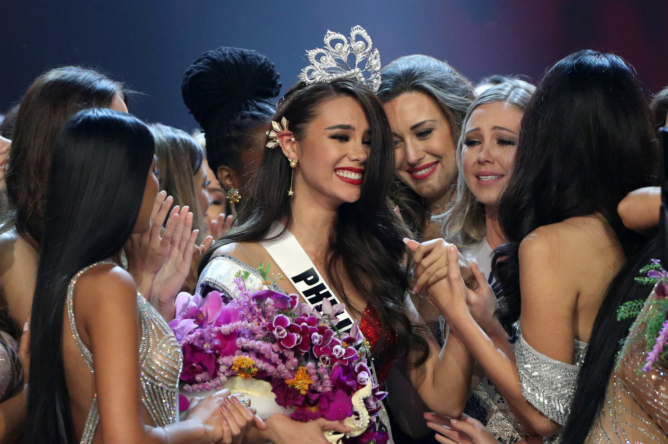 Australians dispute Miss Universe Catriona Gray's win