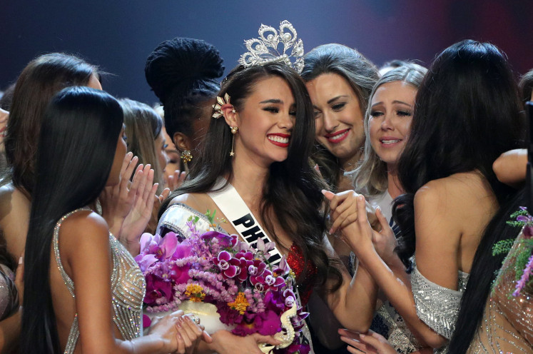 11 things you must know about Catriona Gray
