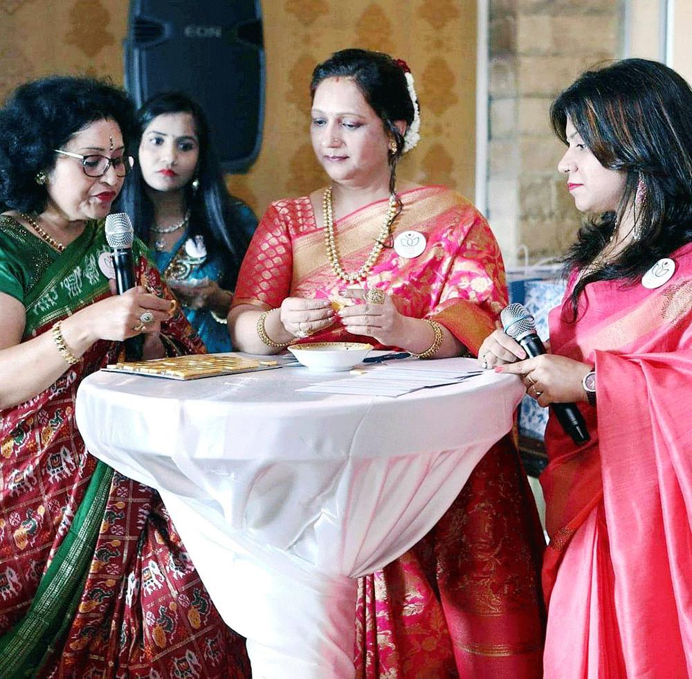 Saree Speak empowering women through the beautiful garment