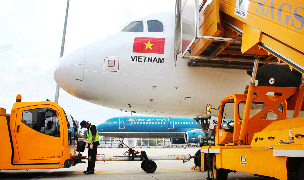 Vietnamese carriers sign $21 bn in aviation deals with US firms