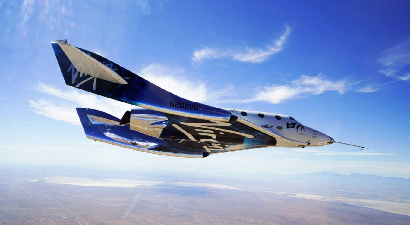 Virgin Galactic reaches final frontier