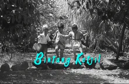 Indonesian movie 'Bintang Ketjil' from 1963 restored