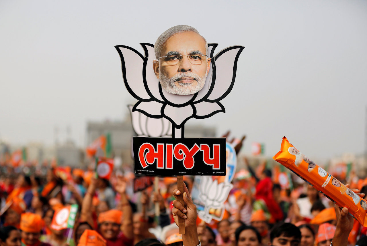 Indian journalist detained for calling state leader a Modi puppet