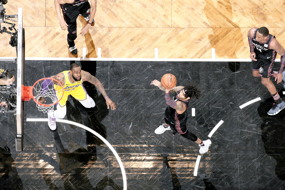 Four players for Brooklyn Nets test positive for coronavirus