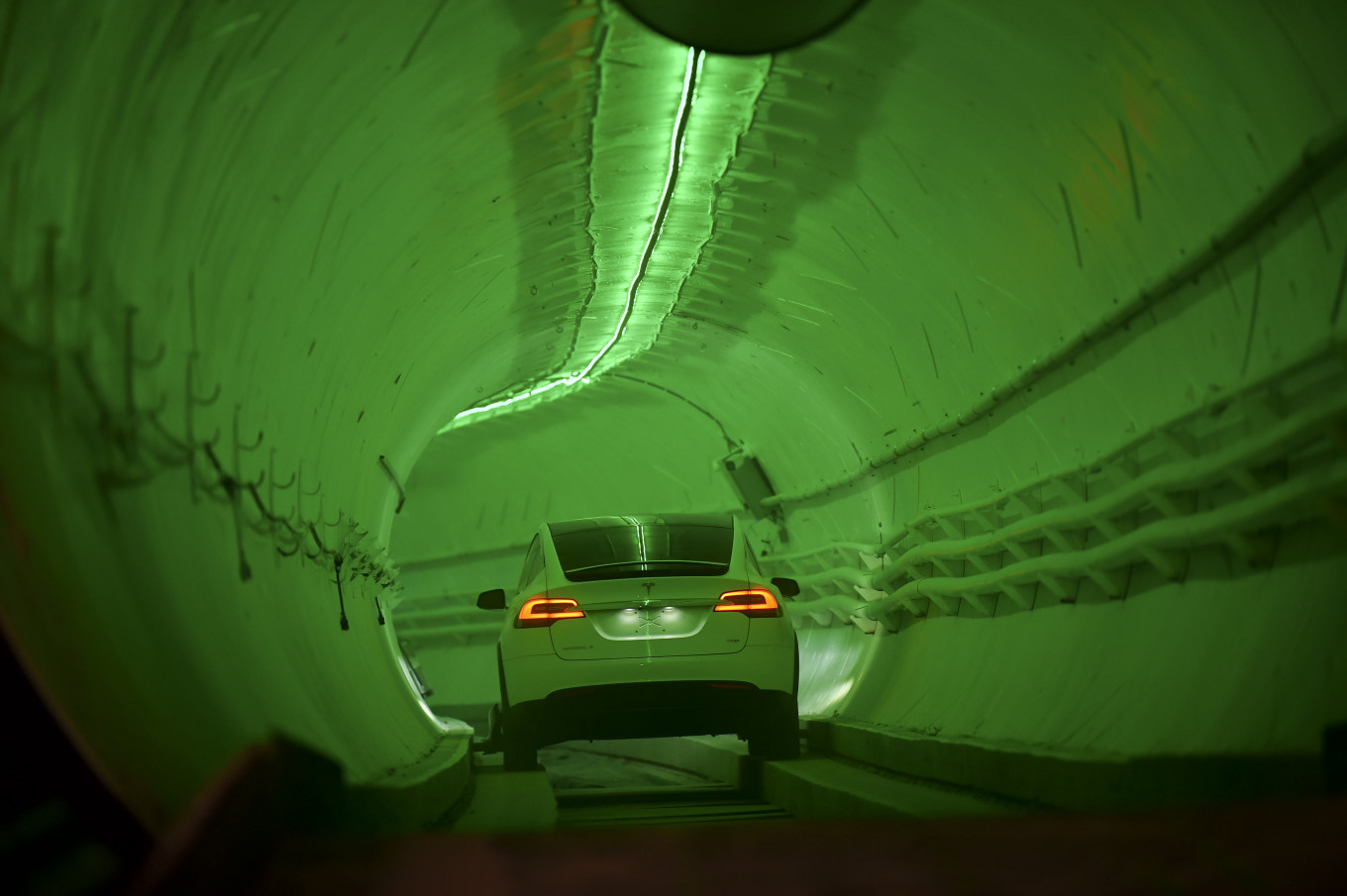 Elon Musk says he personally spent $40m on Boring Co.