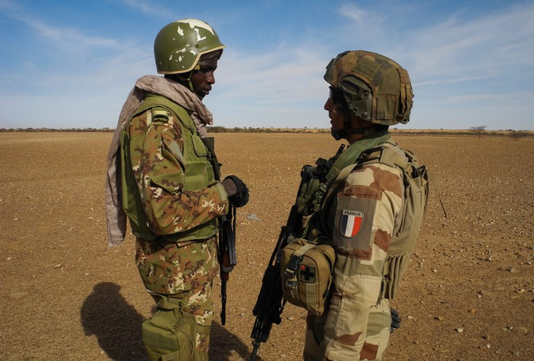 Two French soldiers killed in rescue of four hostages in Burkina Faso