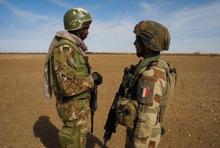 Six suspected jihadists killed in French air strike in Mali: Military