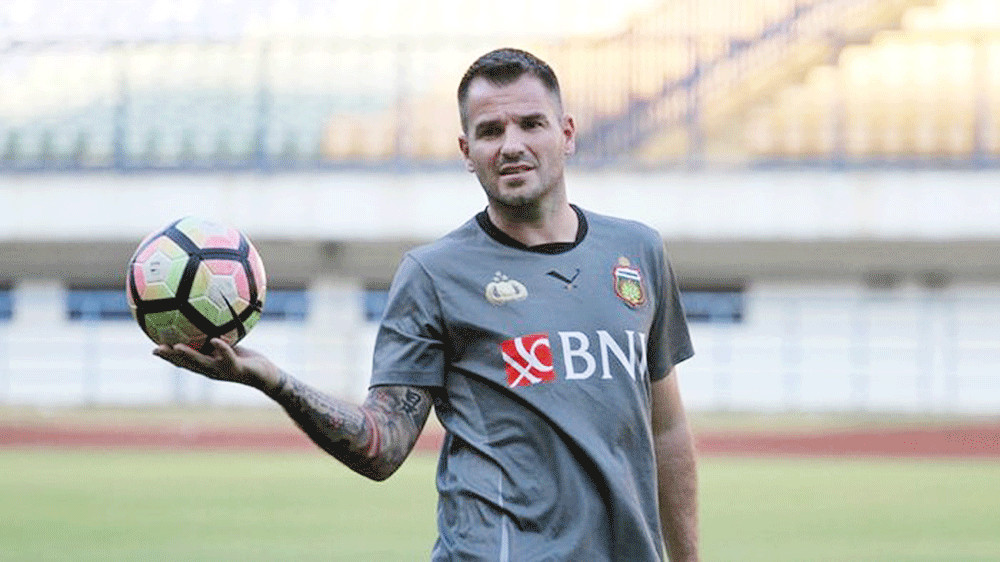 PSSI fires national team coach McMenemy over 'unsatisfactory performance'