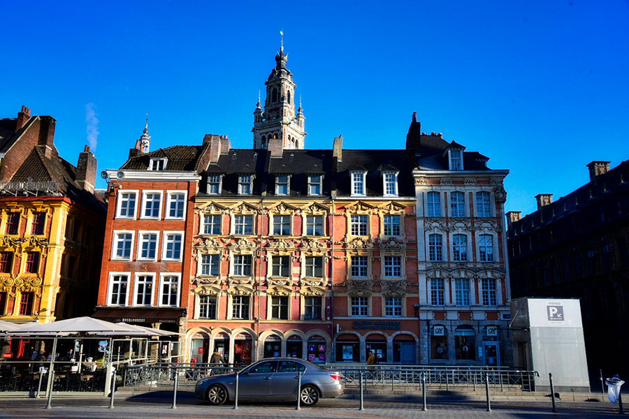 France's Lille: The perfect place for a getaway