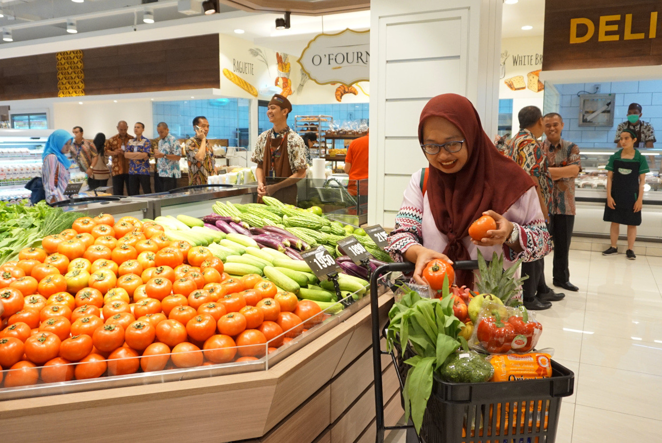 Hero Supermarket opens new branch in Bekasi