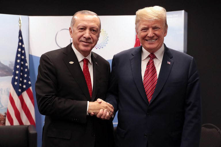 Erdogan, Trump agreed to avoid power vacuum in Syria: Turkish presidency