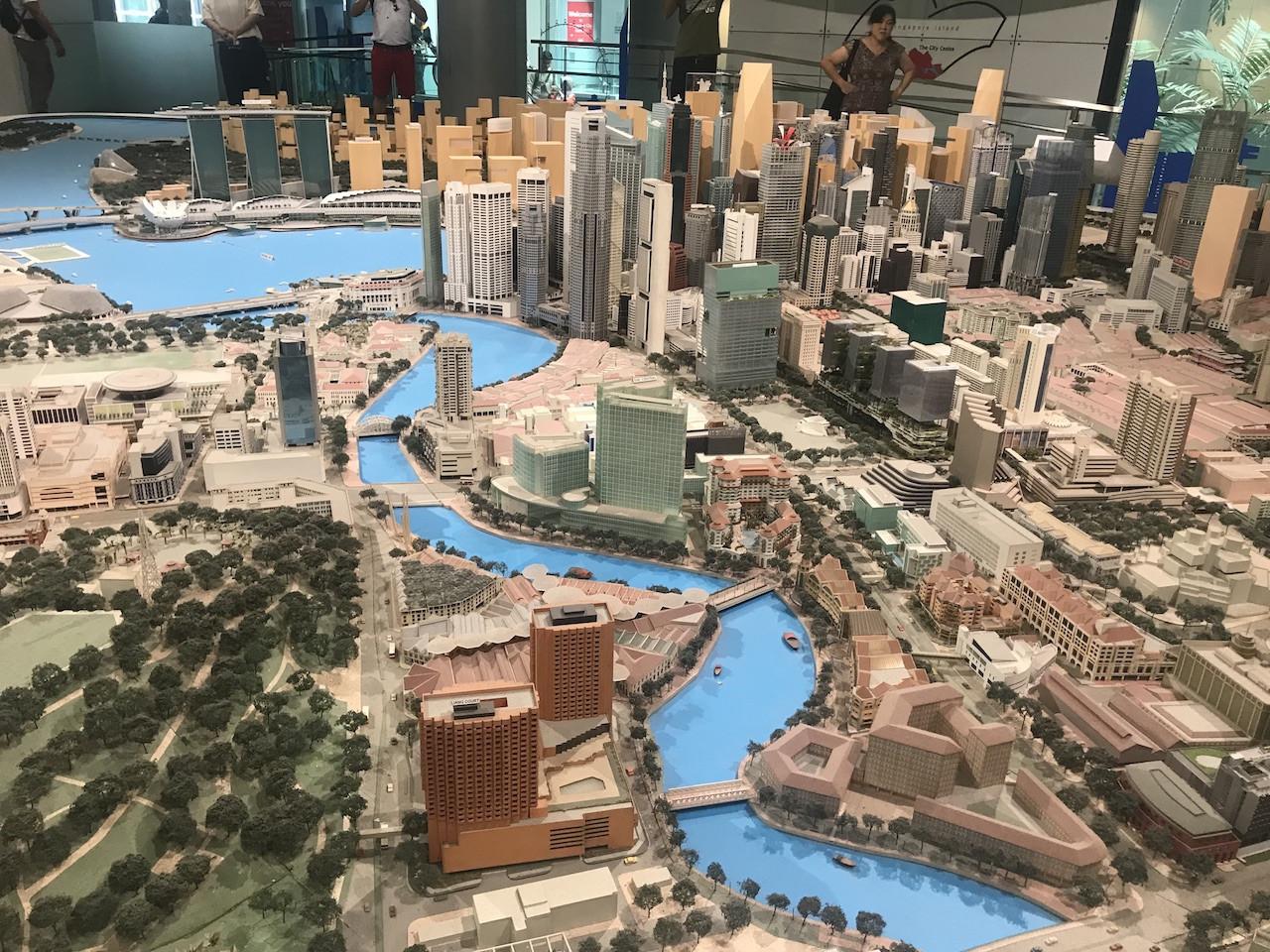 Digging deep: Singapore plans an underground future