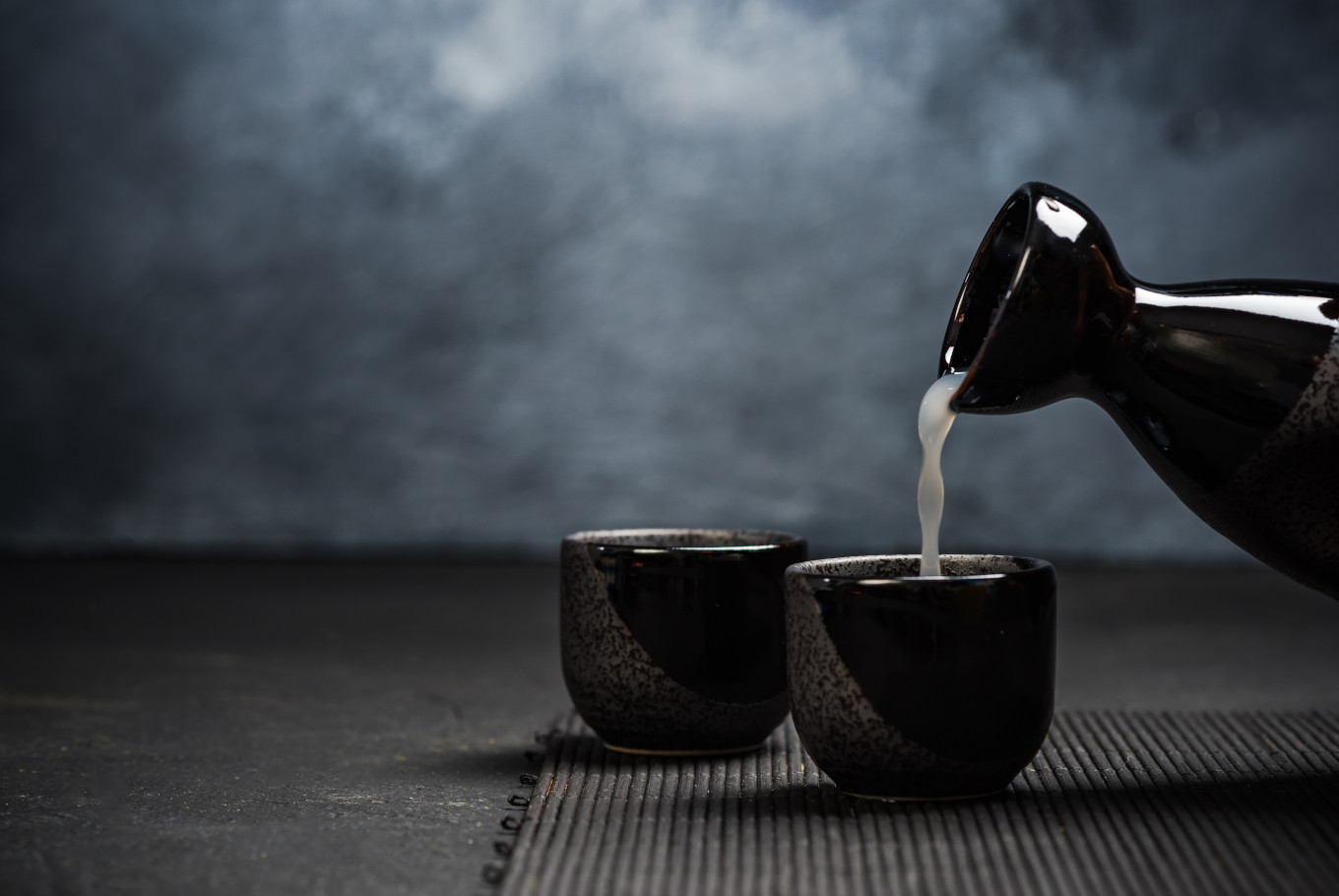 Pair bring a taste of the unknown to traditional sake brewing