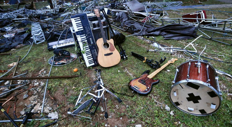 Seventeen loses band members in Sunda Strait tsunami