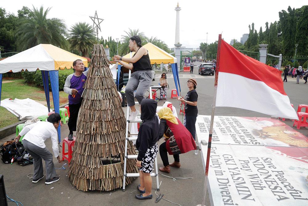 GKI Yasmin dispute to be settled this year: Bogor Mayor