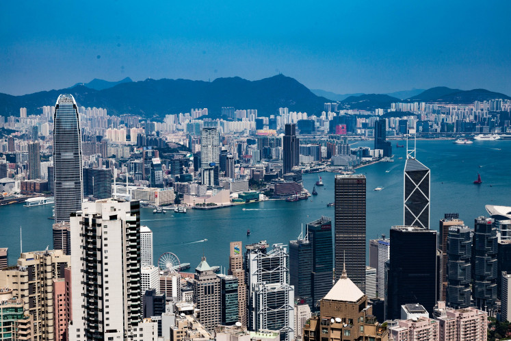 Expand your business in Hong Kong