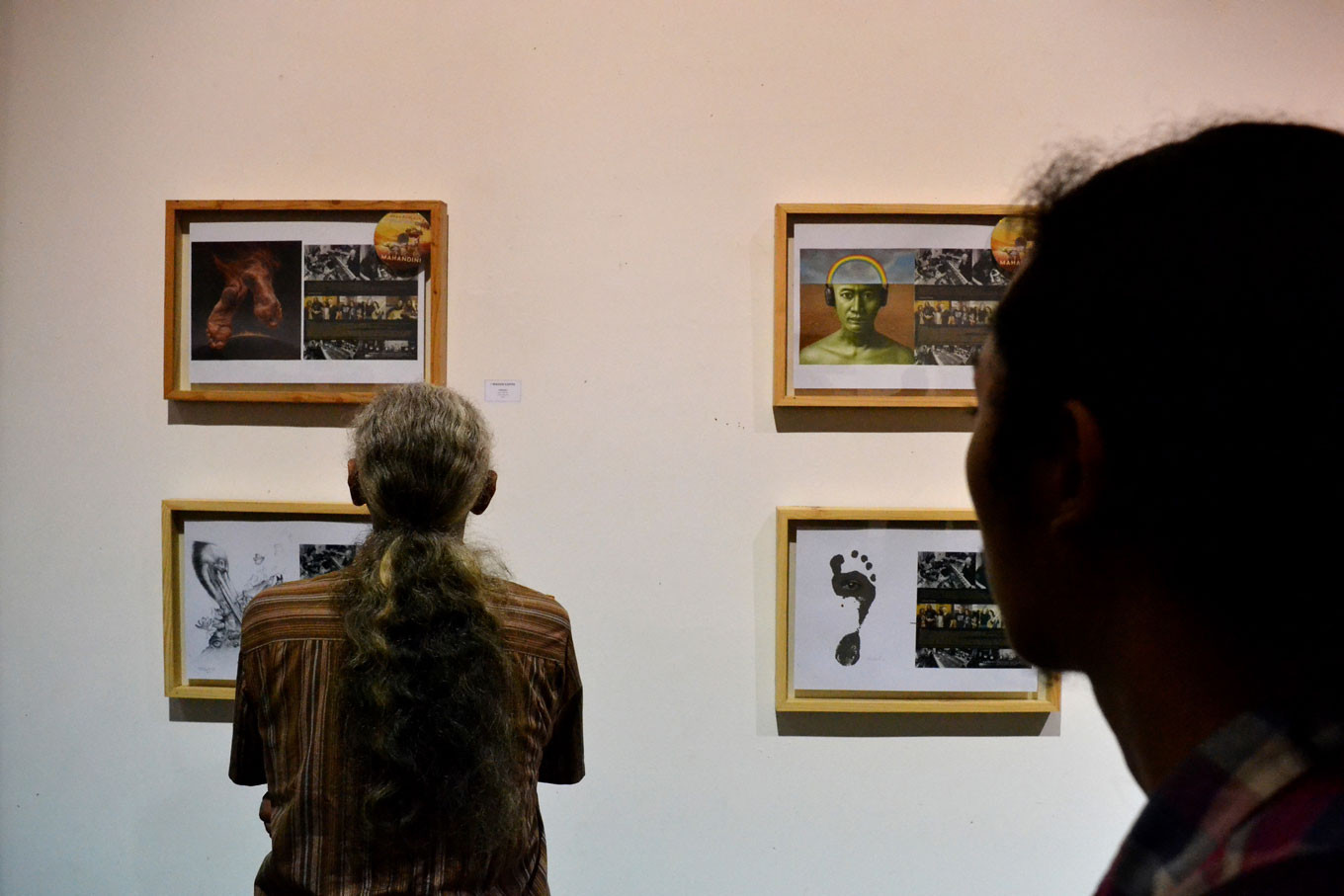Art charity marks Dewa Budjana's album launch in Yogyakarta