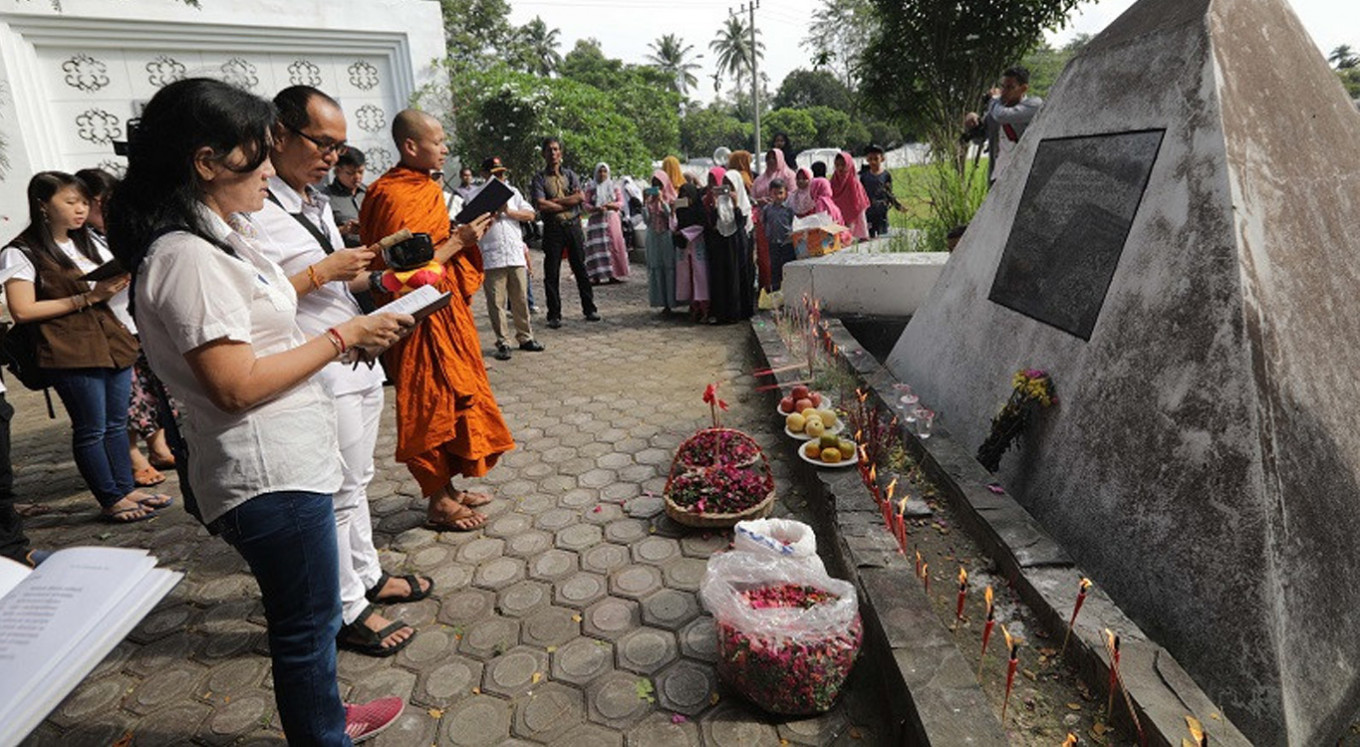 Community disaster resilience to mitigate the loss of lives: 14th Anniversary of...